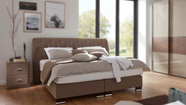 Comfortmaster Boxspringbett Prodomo Comfort 4 Sterne